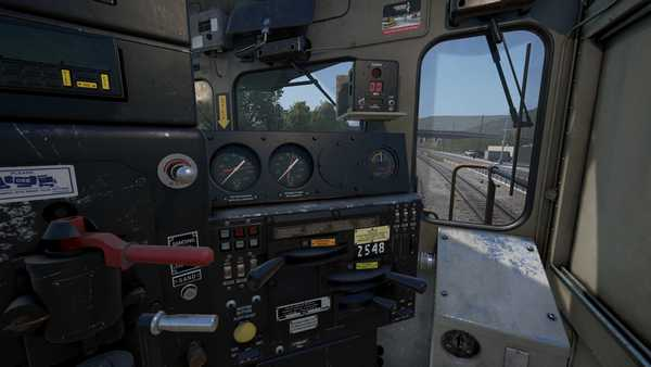 Train Sim World CSX Heavy Haul Crack