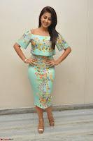 Nikki Galrani in Cute Dress Dress At Marakathamani Success Meet ~  Exclusive 032.JPG
