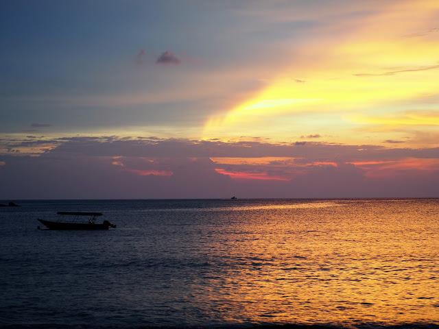 Sunset Pangkor