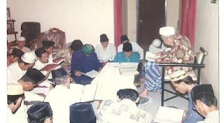 KH Muhajirin, Sang Ulama Pembelajar