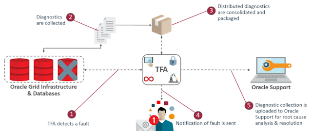 Oracle Trace File Analyzer Workflow