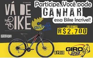 Promoção Cultura FM 2018 Giro 29 Vá de Bike Concorra Bicicleta Grove