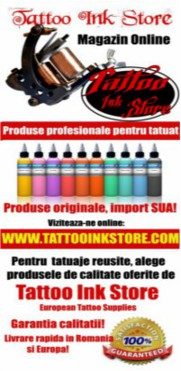 Tattoo Ink Store
