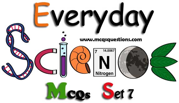 Everyday Science MCQs with Answers Set 7