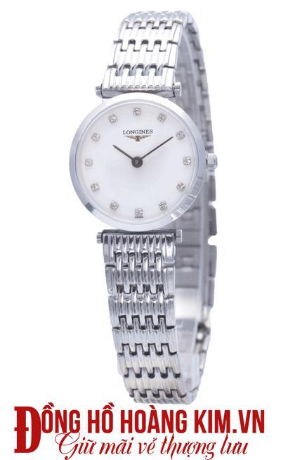 đồng hồ longines nữ đẹp