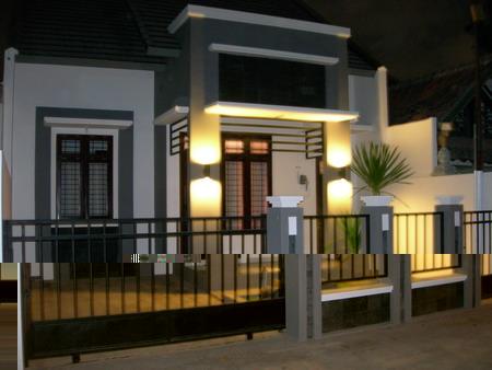Rumah Minimalis Sederhana Untuk Lahan Sempit