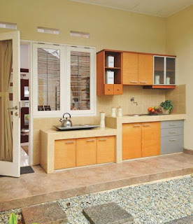 Types Of Layout Design For Residential Kitchen Space You
