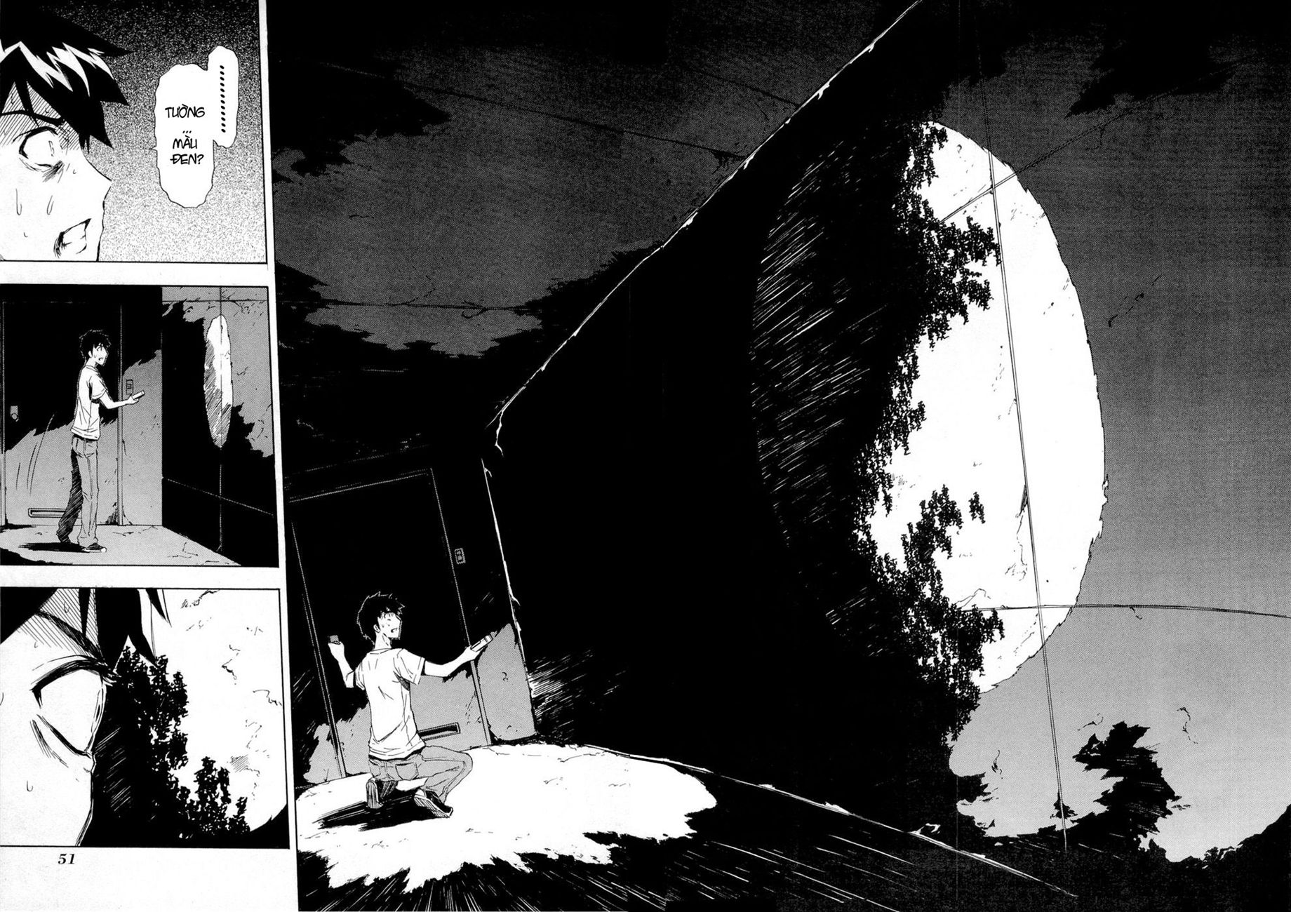 Ibitsu chap 8 trang 22