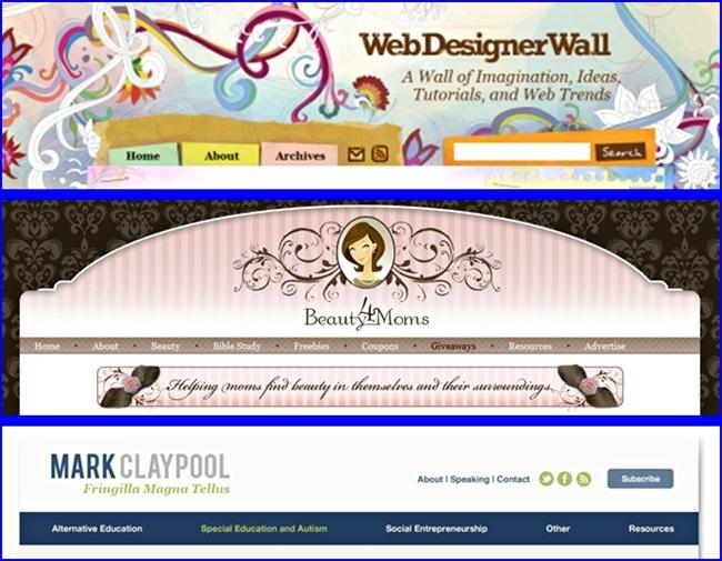 desain header blog yang baik menentukan kesuksesan