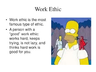 what is work ethic