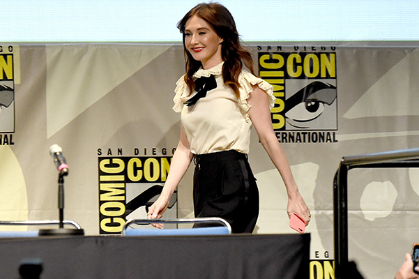 Game of Thrones at Comic-Con 2015 Karis Van Houten