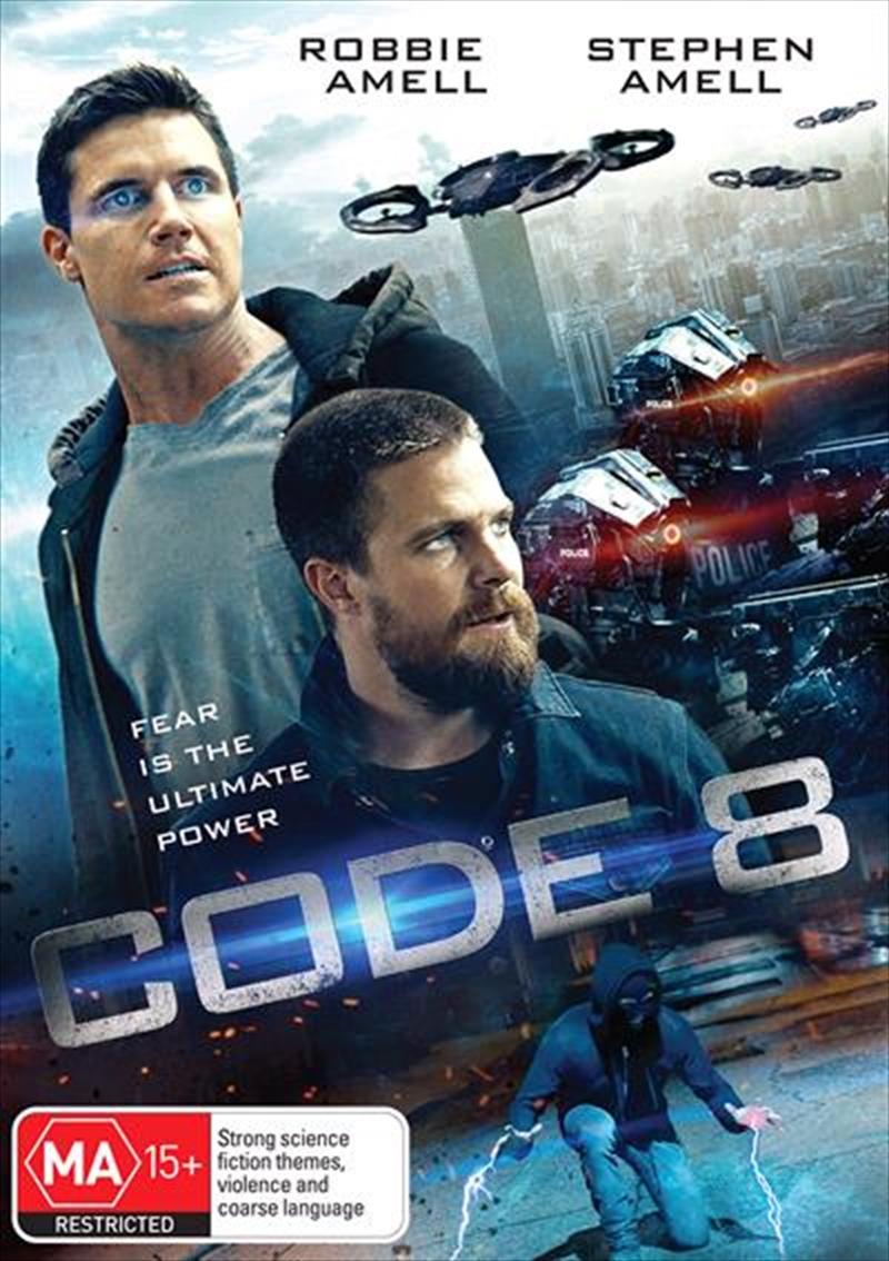 Code 8 (2019) 300MB BluRay 480p ESubs