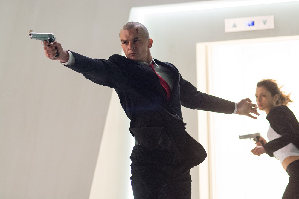 Movie Review Hitman Agent 47 2015 Rupert Friend Hannah Ware