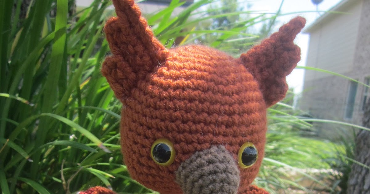 PDF Crochet Amigurumi Animal Pattern: Hippogriff/Griffin | Etsy | 630x1200