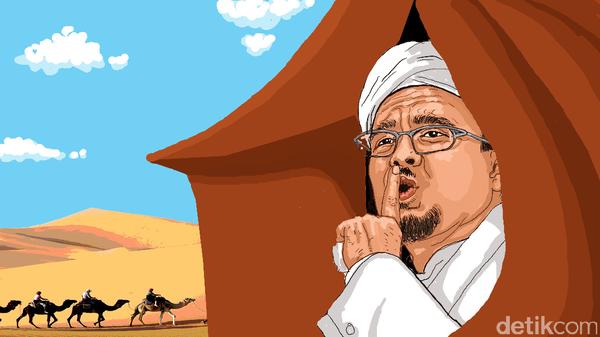 """Saat Pengacara Rizieq Dan Admin Situs PKS """"Menipu"""" Umat Islam Dan Rakyat Indonesia"""