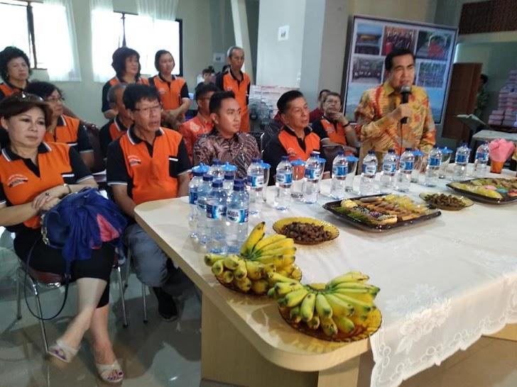 Wako AJB Dorong Komunitas Tionghoa Berperan Aktif Bangun Daerah