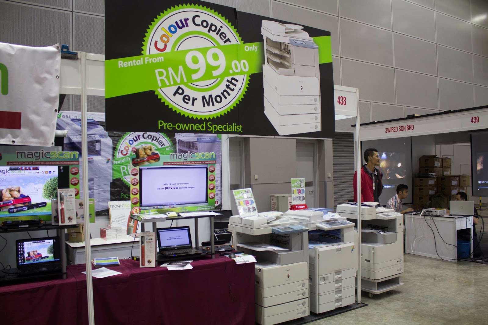 Coverage of PIKOM PC Fair 2014 @ Kuala Lumpur Convention Center 368