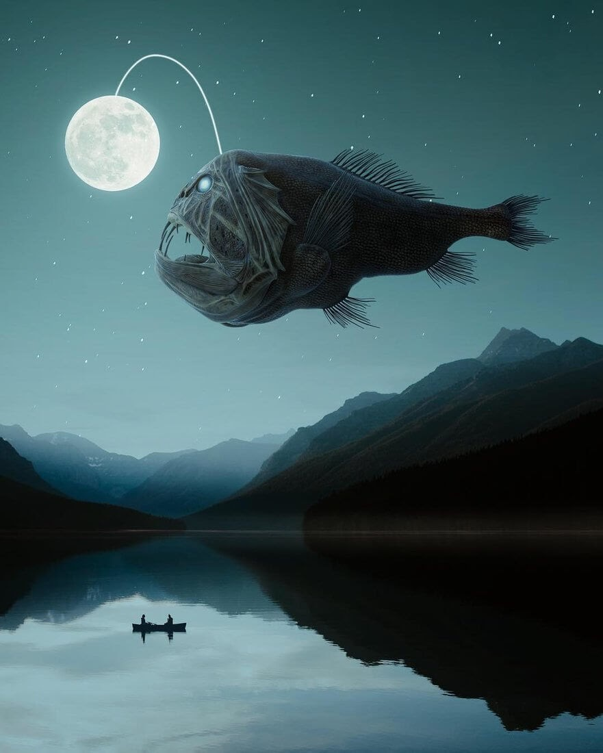 05-Moon-light-Anglerfish-Ted-Chin-Photos-of-Worlds-and-Realities-in-Surrealism-www-designstack-co