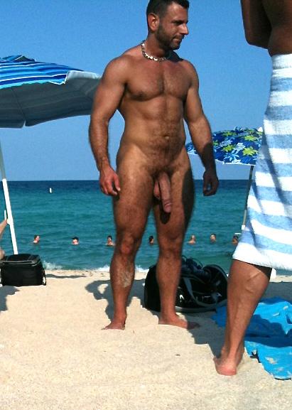 Nudist beach huge cocks — pic 5