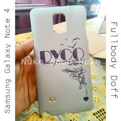Full Body Doff Case Samsung Galaxy Note 4