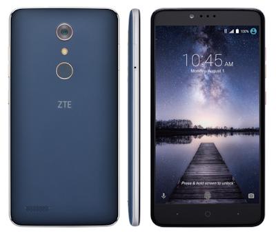 ZTE Zmax Pro Full Spesifikasi dan Harga Terbaru 2016