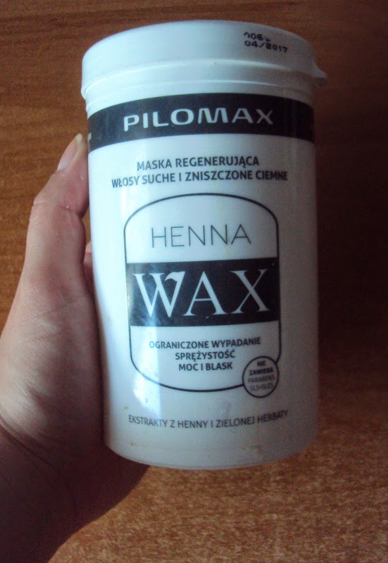 Opinie o kosmetykach wax | maska do włosów