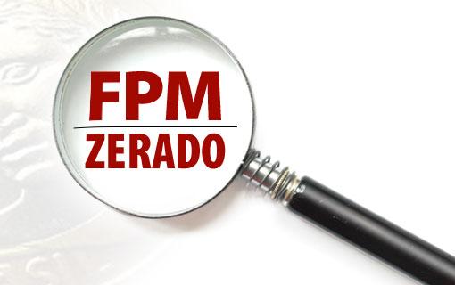 Resultado de imagem para FPM ZERADO EM 40 MUNICÍPIO DO RN