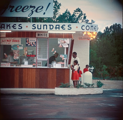 """Untitled, Shady Grove, Alabama, 1956."" Photograph by Gordon Parks"