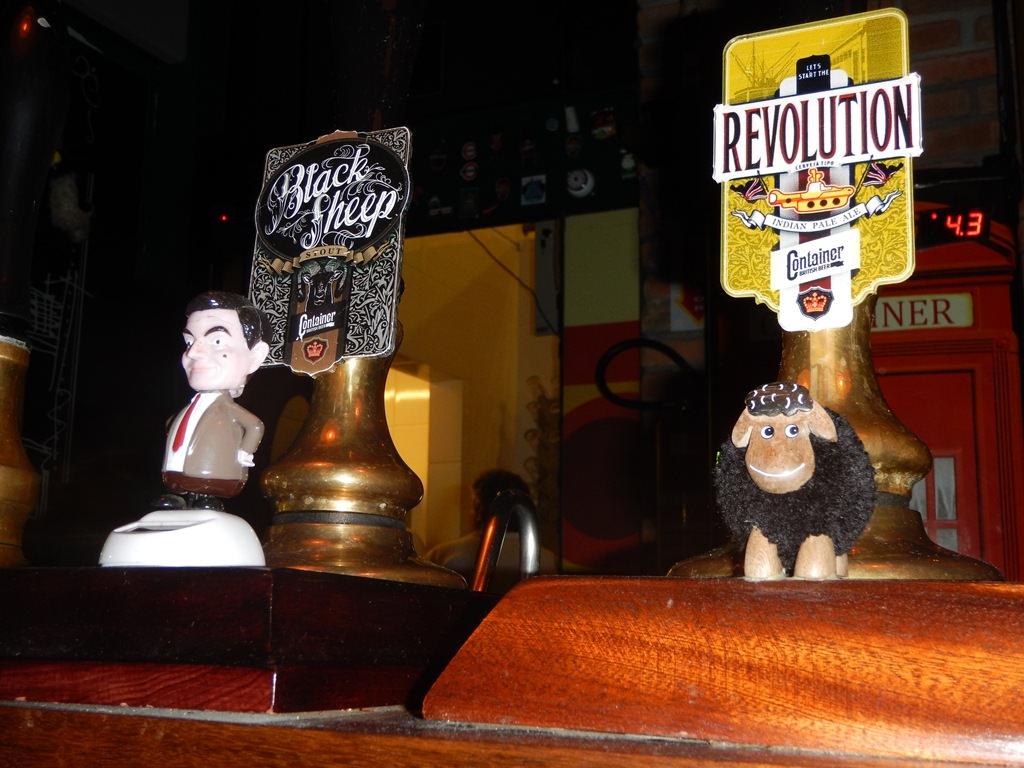 Cervejaria Container British Beer