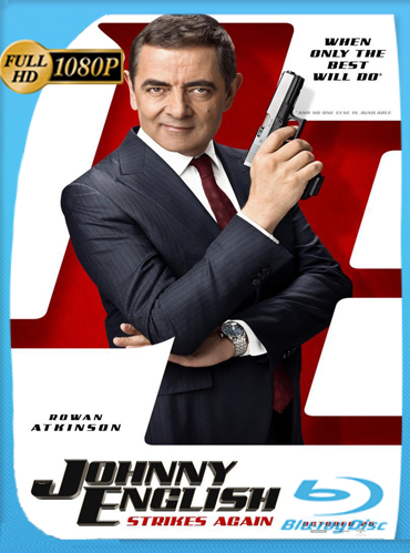 Johnny English 3.0 (2018) HD [1080p] Latino Dual [GoogleDrive] ​TeslavoHD