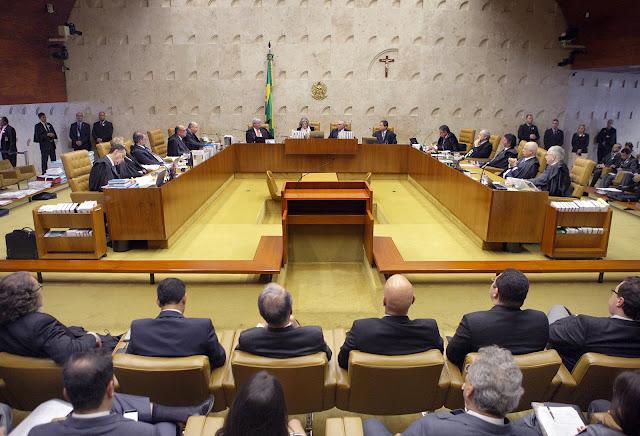STF salva quatro parlamentares de virarem réus