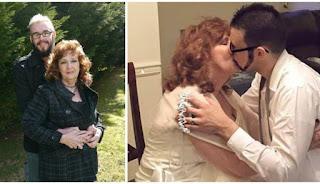 72χρονη γιαγιά παντρεύτηκε 19χρονο και βρήκε... την αληθινή αγάπη