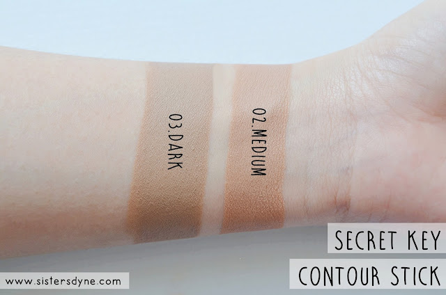 Secret Key Miracle Fit Contour