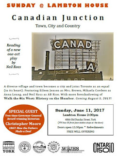 Canadian Junction: Town, City and Country by Neil Ross