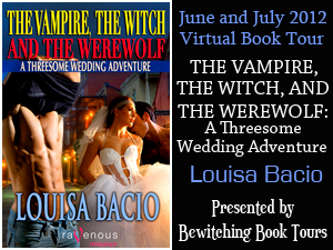 Guest Post with author Louisa Bacio