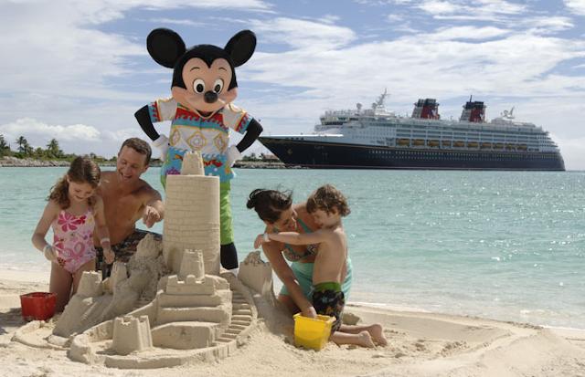 Castaway Cay - A ilha da Disney