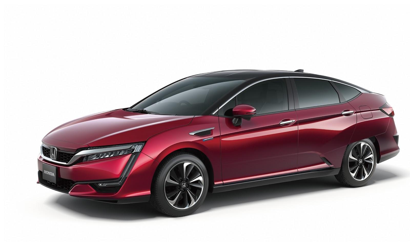 61772 Global debut of Honda s all new FCV vehicle Η Honda θα παρουσιάσει το S660, ενα λιλιπούτειο διθέσιο roadster με 63 άλογα από μολις 658 κ.εκ
