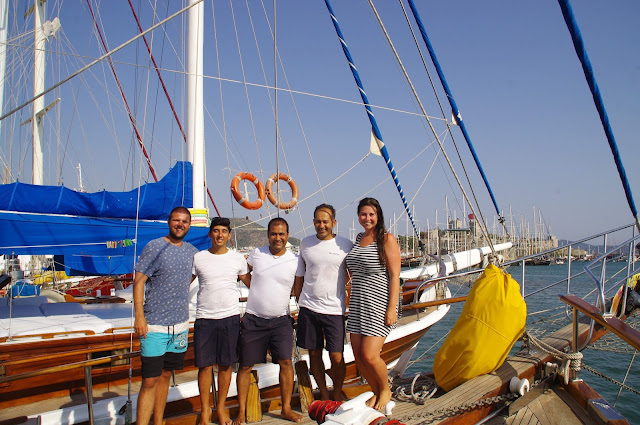 Sailing in Turkey with Neyzen Travel