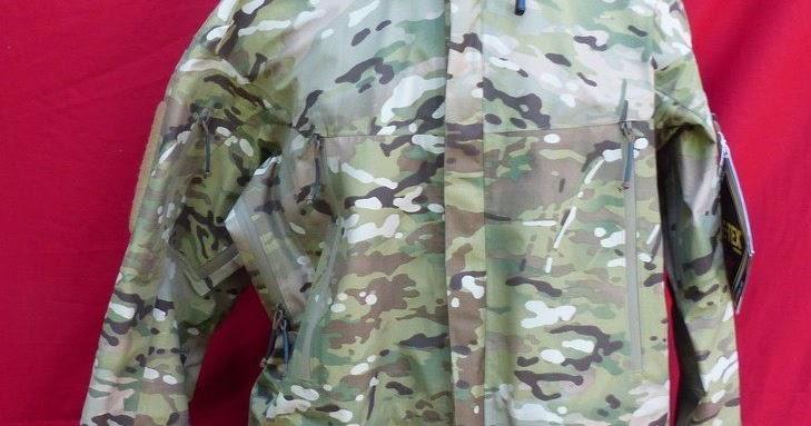 d3e15becaf5 Webbingbabel: Arc'Teryx LEAF Alpha Jacket Multicam