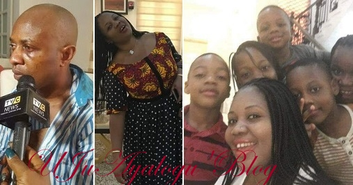 Meet Notorious Kidnapper, Evans wife and 5 children