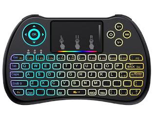 Telecomando tastiera QPAU