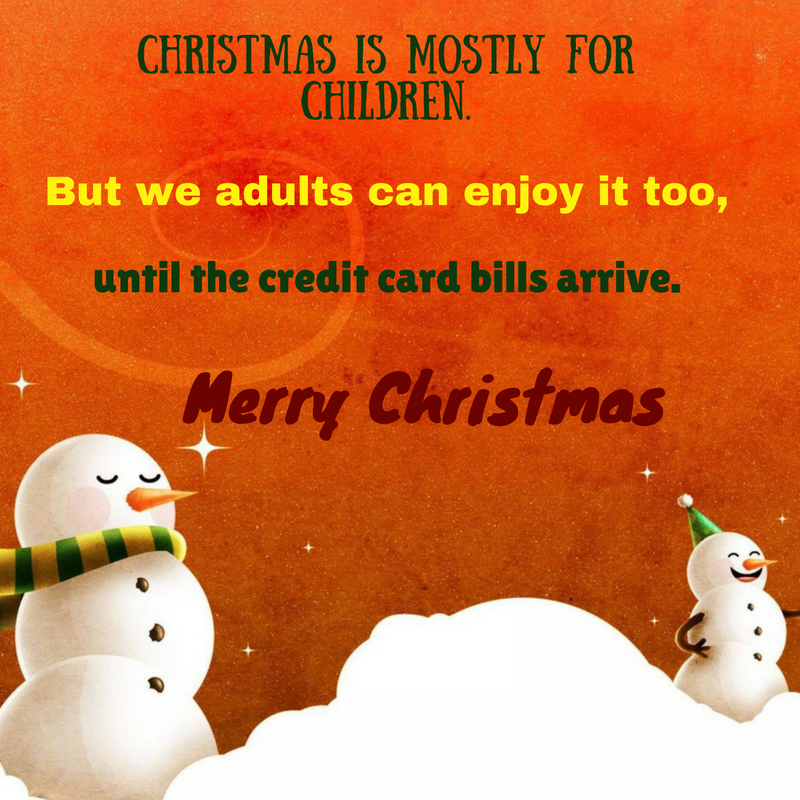 10 Funny Christmas Quotes that will make you Laugh!! | Frohes ...