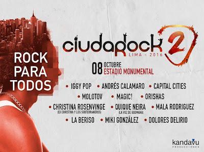 Ciudad Rock Lima