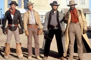 Silverado 1985 western cast