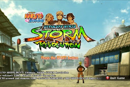 Free Download Game Naruto Shippuden Ultimate Ninja Storm Revolution for Computer PC or Laptop