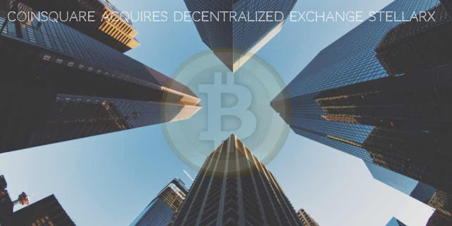 Coinsquare Acquires Decentralized Exchange StellarX
