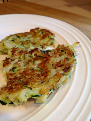 Zucchini Frit-Omelette {Toddler Approved Baby Food Recipe}