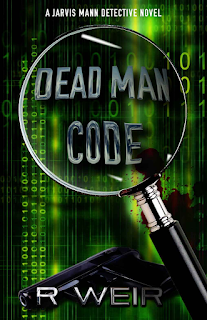 """""""Dead Man Code by R. Weir on Goodreads, TBR, On My Kindle Book Reviews"""