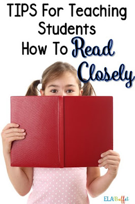 Use these close reading tips to teach students exactly how to tackle a complex text.
