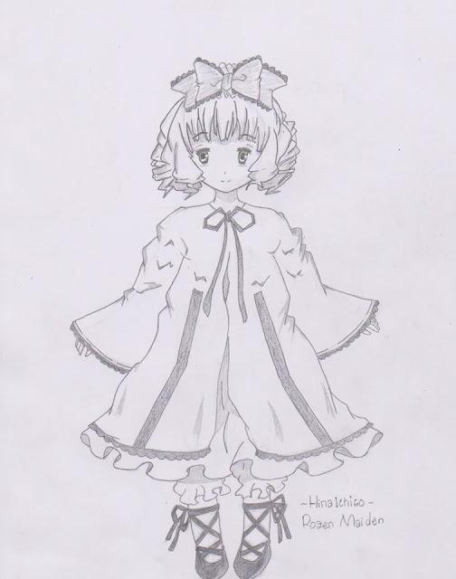 Hina Ichigo, Rozen Maiden